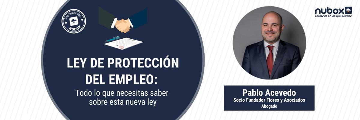 Video Abril 2020 _ Ley Protección Empleo _ LP