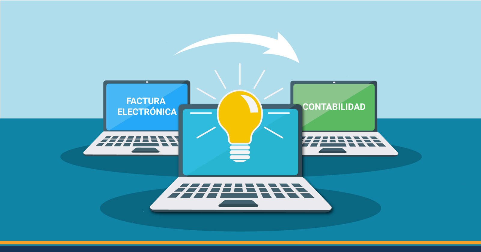 Los 9 beneficios de integrar facturación y contabilidad en un software